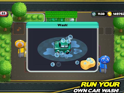 Tiny Auto Shop - Car Wash and Garage Game  screenshots 13