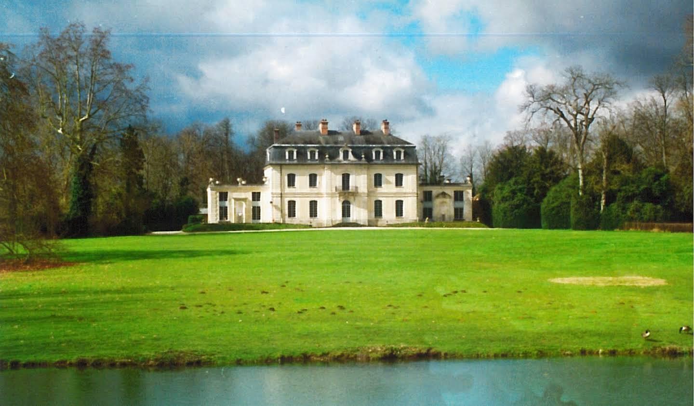 Château classé monument historique Fontainebleau