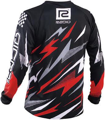 Radio Lightning BMX Race Jersey - Long Sleeve, Men's alternate image 0