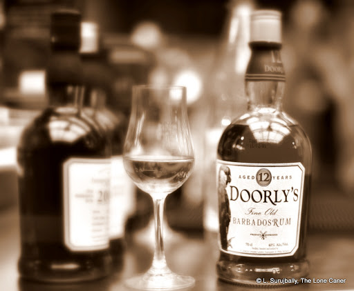 Key Rums of the World – Doorly's 12 YO (Barbados)