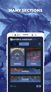 Doter's assistant for Dota 2 2.0.6 Mod APK Download 1