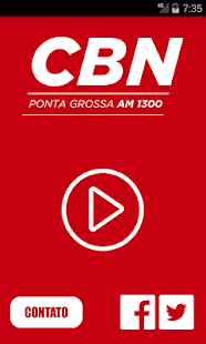 CBN Ponta Grossa- screenshot thumbnail
