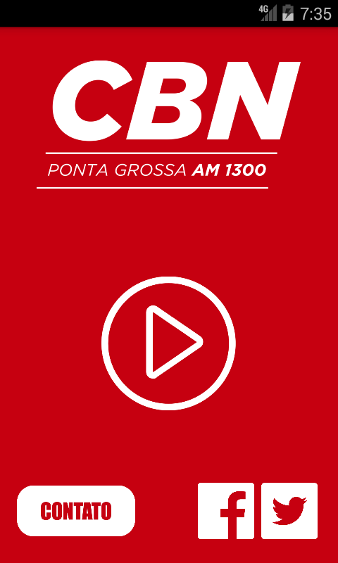 CBN Ponta Grossa- screenshot