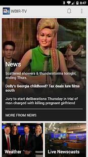WBIR News- screenshot thumbnail
