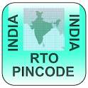 Pincode N RTO Numberplate icon
