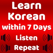 Learn Korean Speaking: English to Korean
