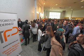 Photo: 1 Mart 2014 Gelecek Günü etkinliğimize katılım muhteşemdi. www.gelecekgunu.org