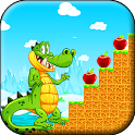Crocodile Run icon