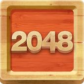 2048 Wood Mania