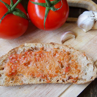Catalan Tomato Bread Recipe