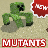 Mod on mutants for MCPE