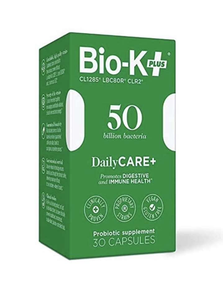 DailyCare+ 50 Billion Probiotic Capsules