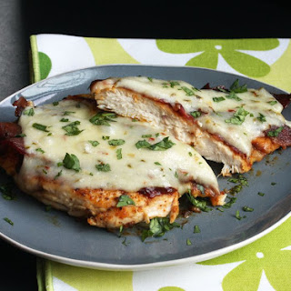 Chicken with Bacon and Pepper Jack Cheese Recipe