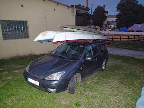 Photo: Taki transport