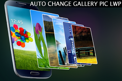 Auto Change Gallery Pic LWP