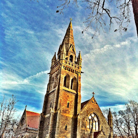 Church  by Andrew Chung Chee Law - Instagram & Mobile iPhone ( church, iphone )