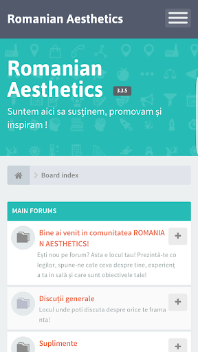 Romanian Aesthetics FORUM