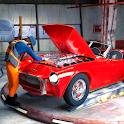 Car Mechanic Simulator: Car Service Mechanic Games icon
