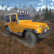 Off Road Jeep Hill Driving 4x4