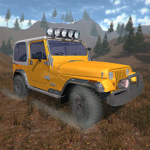 Off Road Jeep Hill Driving 4×4 for PC and MAC