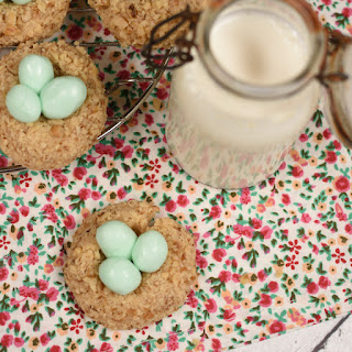 Bird Nest Cookies Without Peanut Butter Recipes.