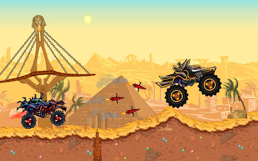 Mad Truck Challenge Racing 3.1.2 screenshots 9