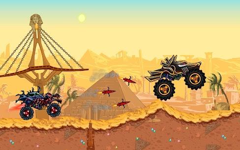 Mad Truck Challenge – Shooting Fun Race 9
