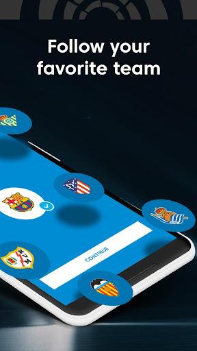 La Liga Live Soccer Scores, Stats, News Highlights 7.2.2 screenshots 2