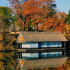 cherhana/ fishery by Mihai Nita - City,  Street & Park  City Parks ( water, park, waterscape, lake, water-mirror,  )