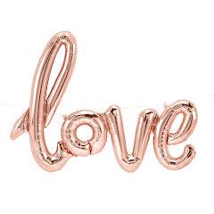Folieballong, Love