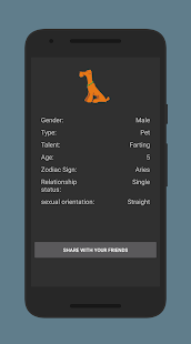 What's My Avatar Find hidden traits of your mobile - náhled