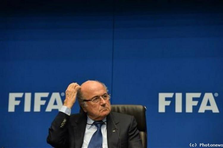 """Komt het ooit nog goed tussen Blatter en Infantino? """"Lijdt aan grootheidswaanzin!"""""""