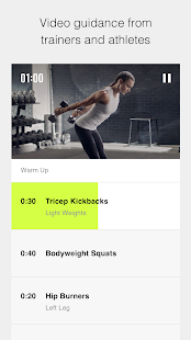 App Nike Training Club - Workouts & Fitness Plans APK for Windows Phone