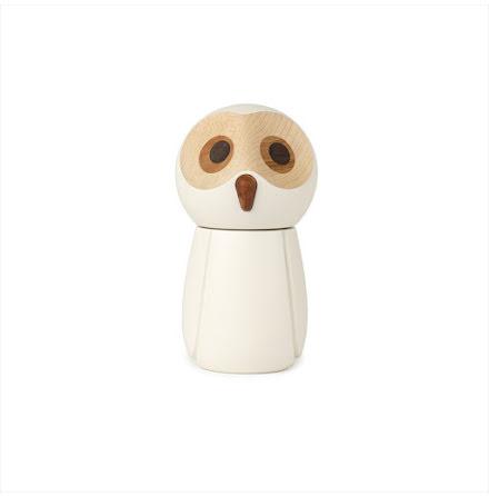 Saltkvarn / The Snowy Owl