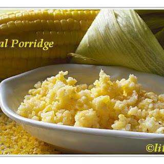Cornmeal Porridge