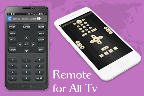 Remote Control for all TV Prank - náhled