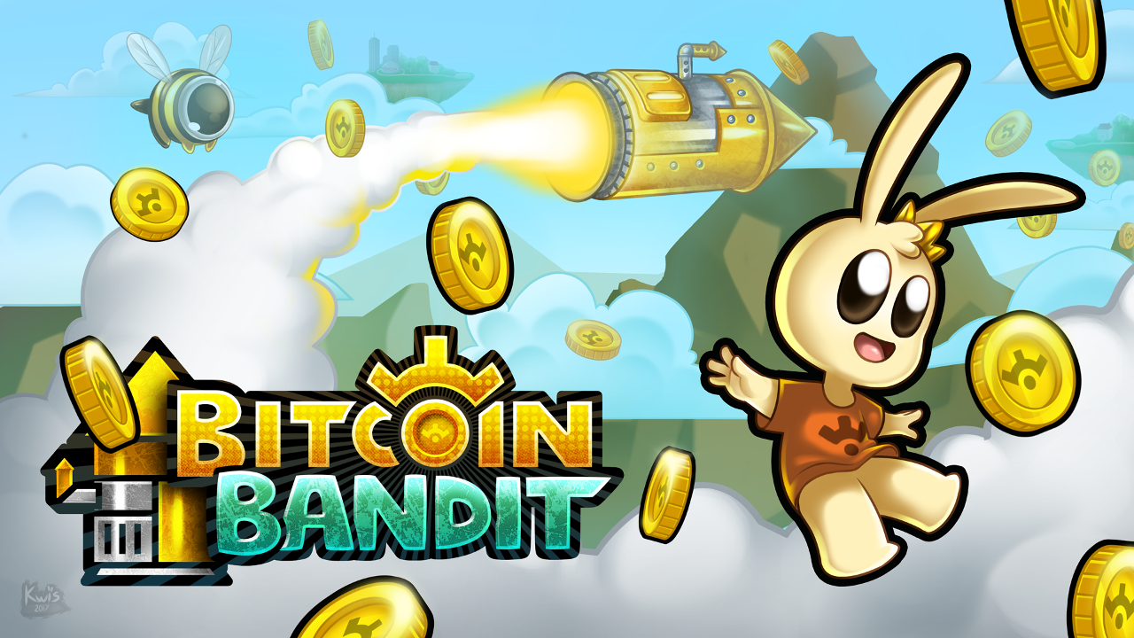 Bitcoin Bandit- screenshot