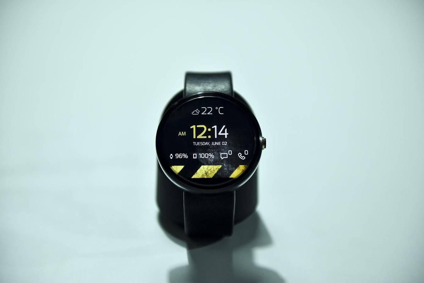 Styler Watch Face Creator- screenshot