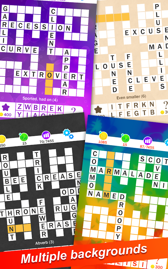 World's Biggest Crossword- screenshot
