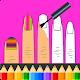 Nails Art: Girls Fashion Coloring Book APK