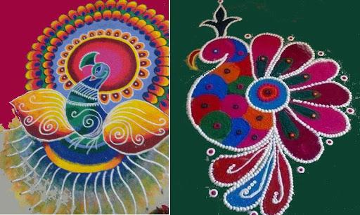 50+ Rangoli Designs