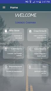 Mia Classe - Agenda - náhled