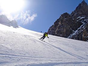 Photo: Ski de randonnée Groenland