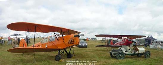 Photo: Schaffen Fly in 2013 08 17