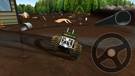 RC Monster Truck - náhled