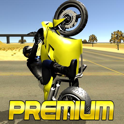 Wheelie King 3D Premium