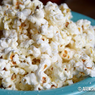 Easy Ranch Popcorn