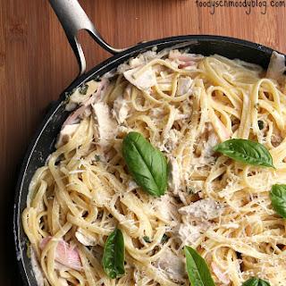 Creamy Lemon Basil Pasta
