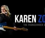 Karen Zoid Live : The Franschhoek Cellar