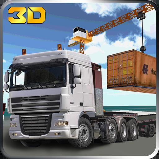 运输车卡车:3D模拟器 模擬 App LOGO-APP開箱王